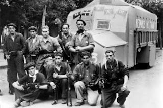 canadians in spanish civil war